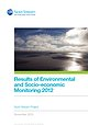 Results of Environmental and Socio-economic Monitoring 2012