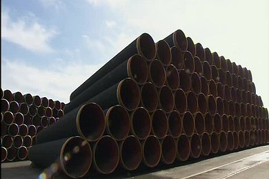 Production of the Pipes by EUROPIPE GmbH – Part 3