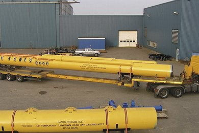 Subsea Launcher Head