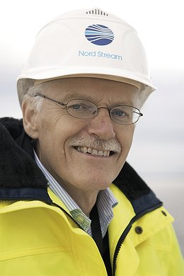 Nord Stream Deputy Director Construction Ruurd Hoekstra