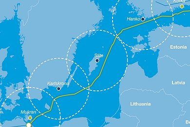 Nord Stream Logistics Concept (without legend)