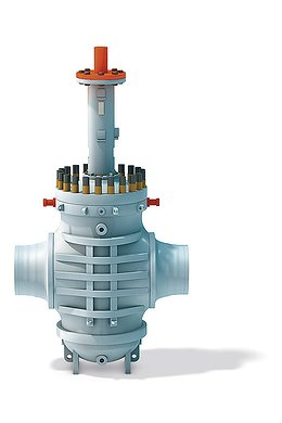 Double-Gate Valves