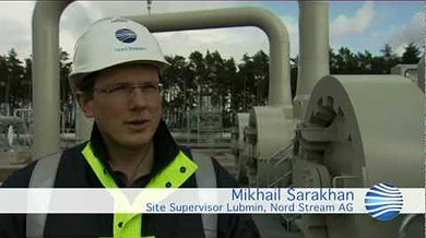 Nord Stream Lubmin Landfall